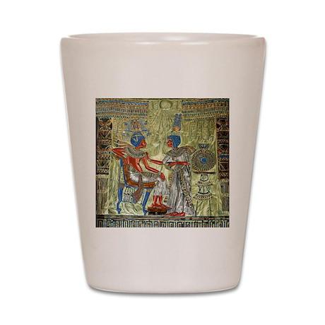 Tutankhamons Throne Shot Glass