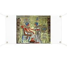 Tutankhamons Throne Banner