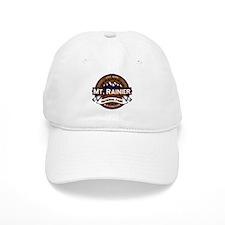 Mt. Rainier Vibrant Baseball Cap