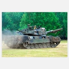The Leopard 1A5 main battle tank