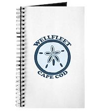 """Wellfleet MA """"Sand Dollar"""" Design. Journal"""