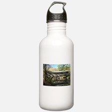 Poole's Mill Covered Bridge Water Bottle