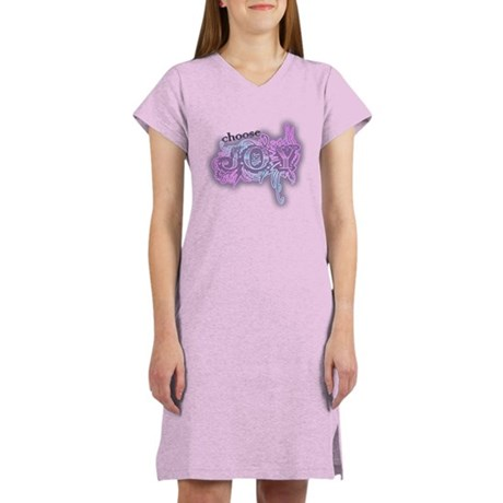 Choose Joy Women's Nightshirt