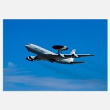 E3 Sentry AWACS aircraft