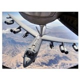 B52 bomber Wrapped Canvas Art