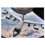Kc 135 stratotanker Wrapped Canvas Art