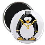 Bling penguin Magnet