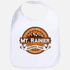 Mt. Rainier Pumpkin Bib