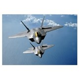 Fighter jets Framed Prints