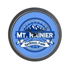 Mt. Rainier Ice Wall Clock
