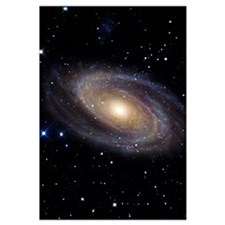 Messier 81 a spiral galaxy in the constellation Ur