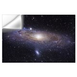 Andromeda galaxy Wall Decals