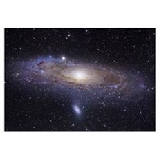 The Andromeda Galaxy Framed Print