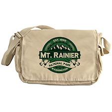 Mt. Rainier Forest Messenger Bag