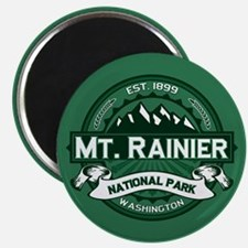 Mt. Rainier Forest Magnet