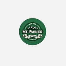 Mt. Rainier Forest Mini Button