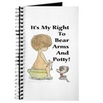 The Right to Bear Arms & Pott Journal