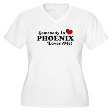 Somebody In Phoenix Loves Me T-Shirt