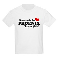 Somebody In Phoenix Loves Me T-Shirt