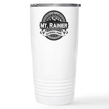 Mt. Rainier Ansel Adams Travel Mug
