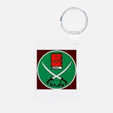 MUSLIM TRIO Keychains