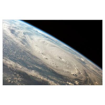 Hurricane Felix Poster