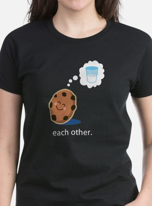 Couples Made For Each Other Tee