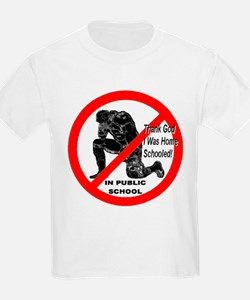 No Praying In Public Schools T-Shirt