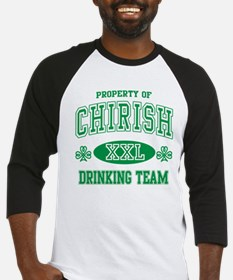 Chirish Drinking Team Baseball Jersey