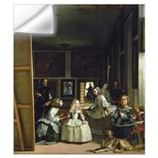 Las Meninas or The Family of Philip IV, c.1656 (oi Wall Decal