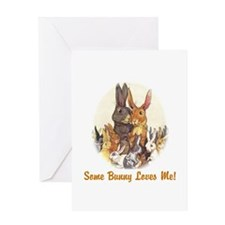 Some Bunny Greeting Card