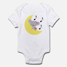 Music Mouse Baby Infant Bodysuit