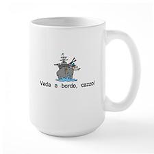 Get on Board Mug