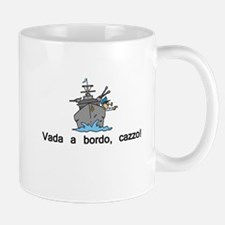 Get on Board Small Small Mug