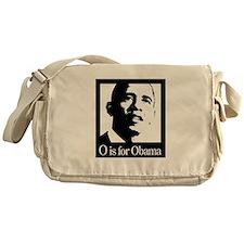 Pro obama Messenger Bag
