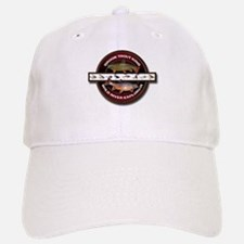 Brook Trout King Baseball Baseball Cap