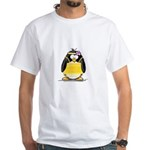Flapper penguin White T-Shirt