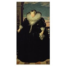 Marie de Medici (1573-1642) Queen of France, 1617  Poster