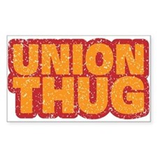Pro Union Pro American Bumper Stickers
