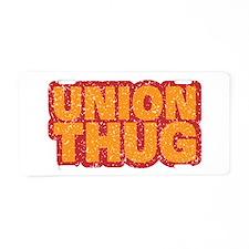 Pro Union Pro American Aluminum License Plate