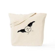 Cute Black flies Tote Bag