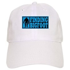 Finding Bigfoot logo Baseball Cap