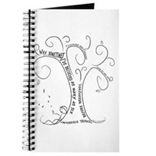 Cute Alice in wonderland quotes Journal