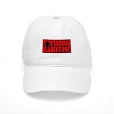 Finding Bigfoot logo Baseball Cap