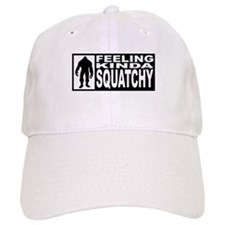 Feeling Squatchy - Finding Bigfoot Baseball Cap