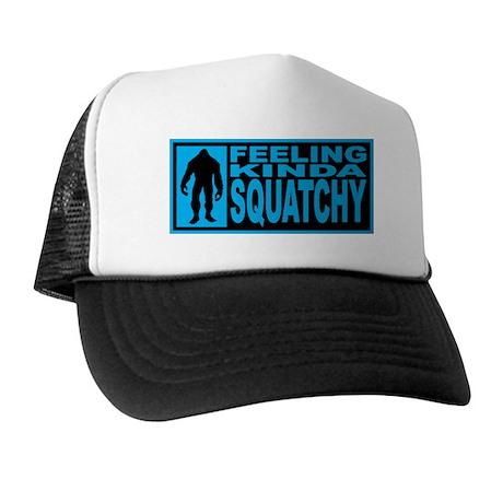 Finding Bigfoot - Squatchy Trucker Hat