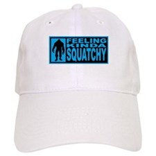 Finding Bigfoot - Squatchy Baseball Cap