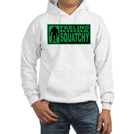 Finding Bigfoot - Squatchy Hooded Sweatshirt