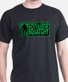 Finding Bigfoot - Squatchy T-Shirt