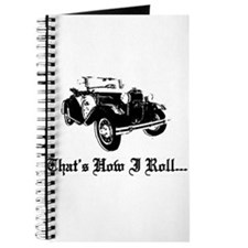 Funny Ford model a Journal